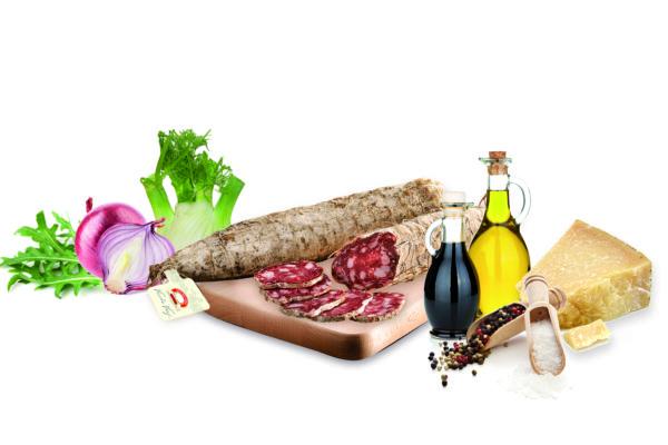 Insalata Di Finocchi, Rucola, Cipolla E Salame