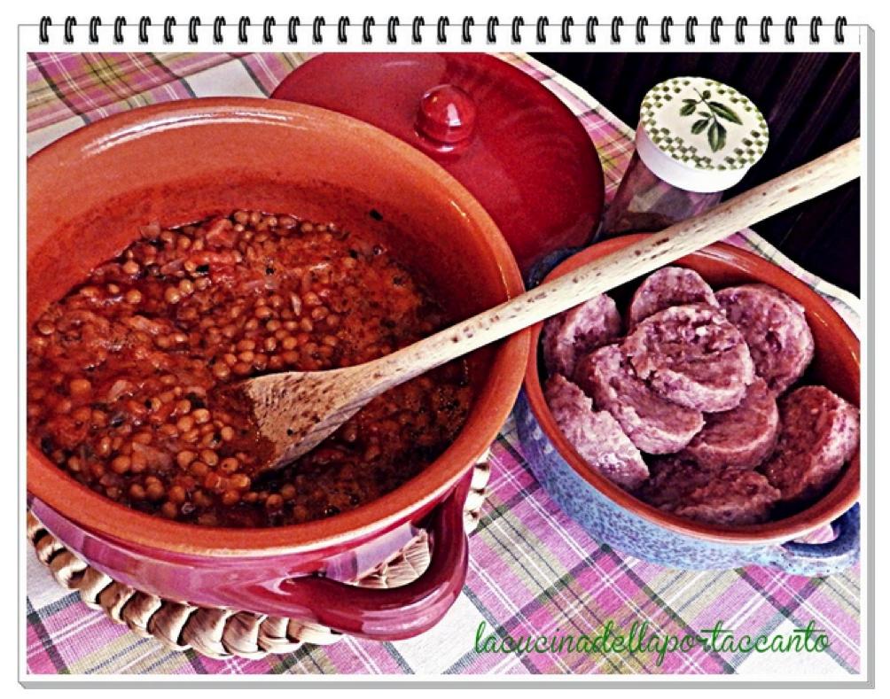 Vecchio varzi archivi tag cotechino - Cucinare le lenticchie ...