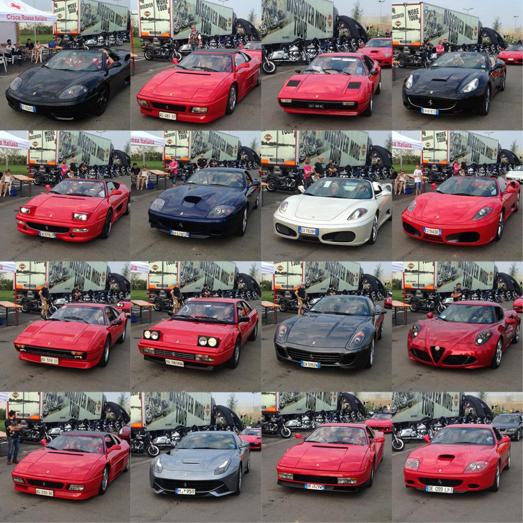 Ferrari Alfa Romeo Vecchio Varzi