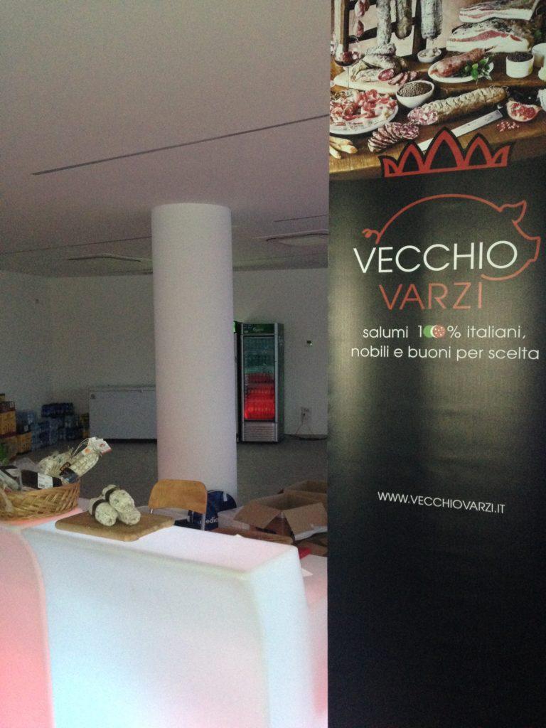 Stand Vecchio Varzi Alfa Romeo