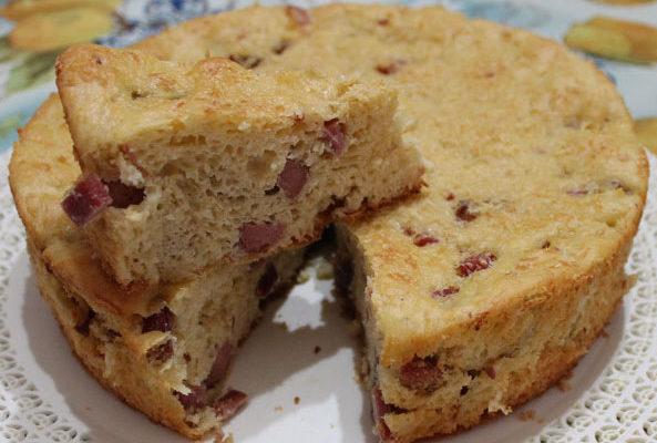 Vecchio Varzi Ricette Torta Salata