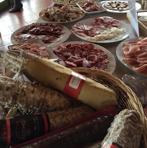 Salumi Vecchio Varzi Tirreno Wine-Food Experiences