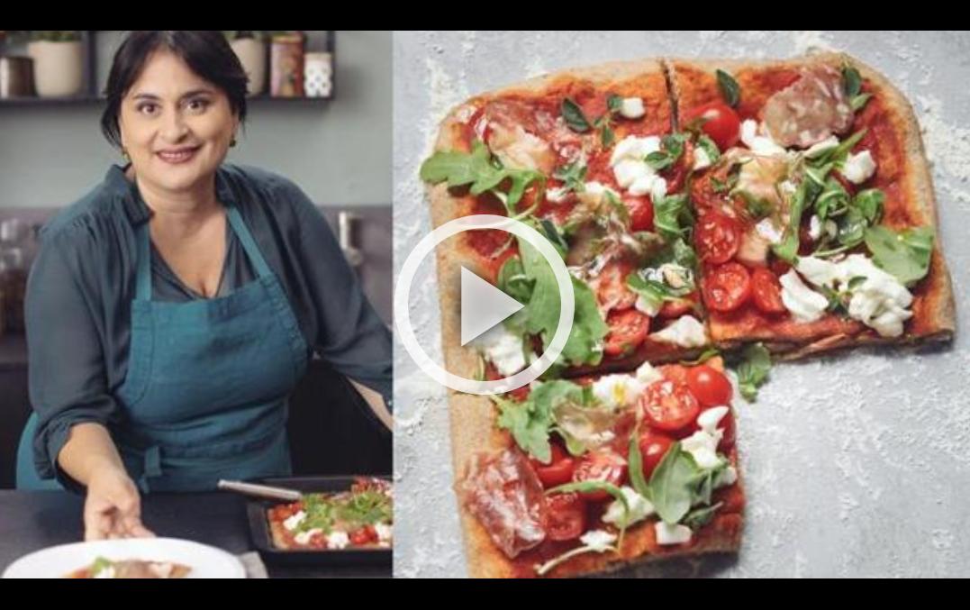 Ricetta Pizza Rustica Con Salame Di Varzi DOP Di Angela Frenda
