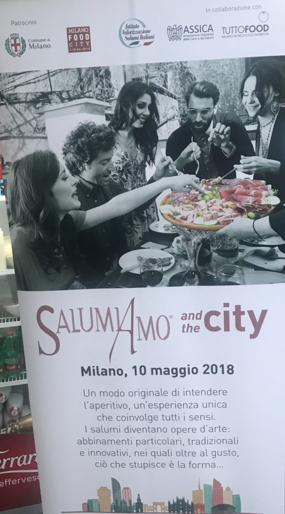 Vecchio Varzi All'evento SalumiAmo And The City