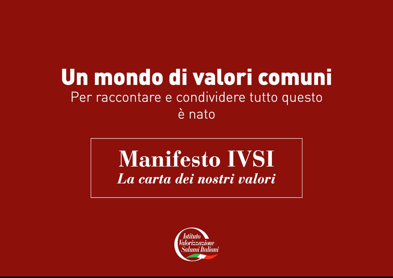 Vecchio Varzi Aderisce Al Manifesto Dei Valori IVSI